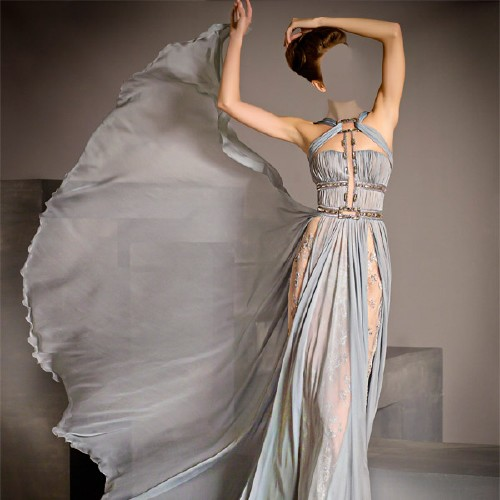 платья для женщин королевских размеров